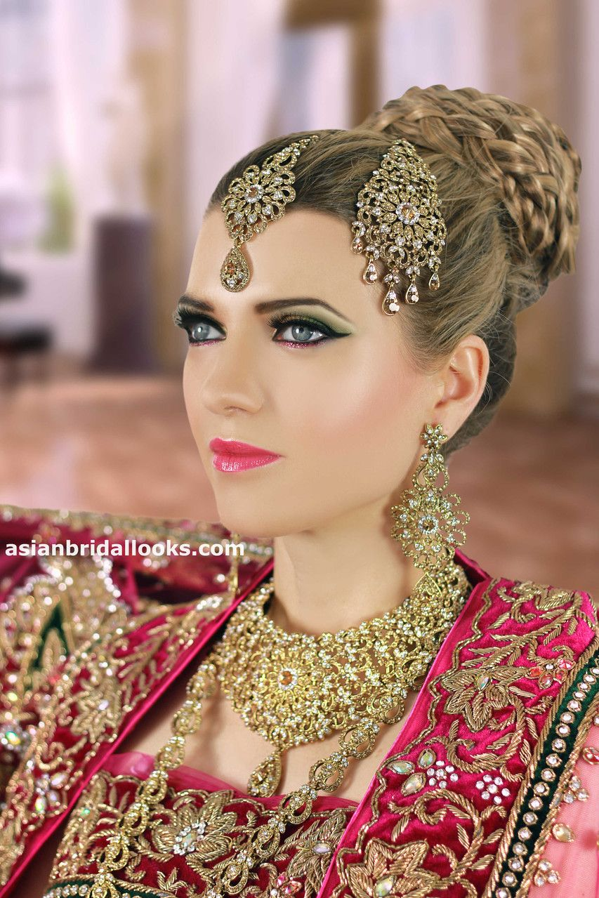 asian bridal hair and makeup london | hair courses | pinterest