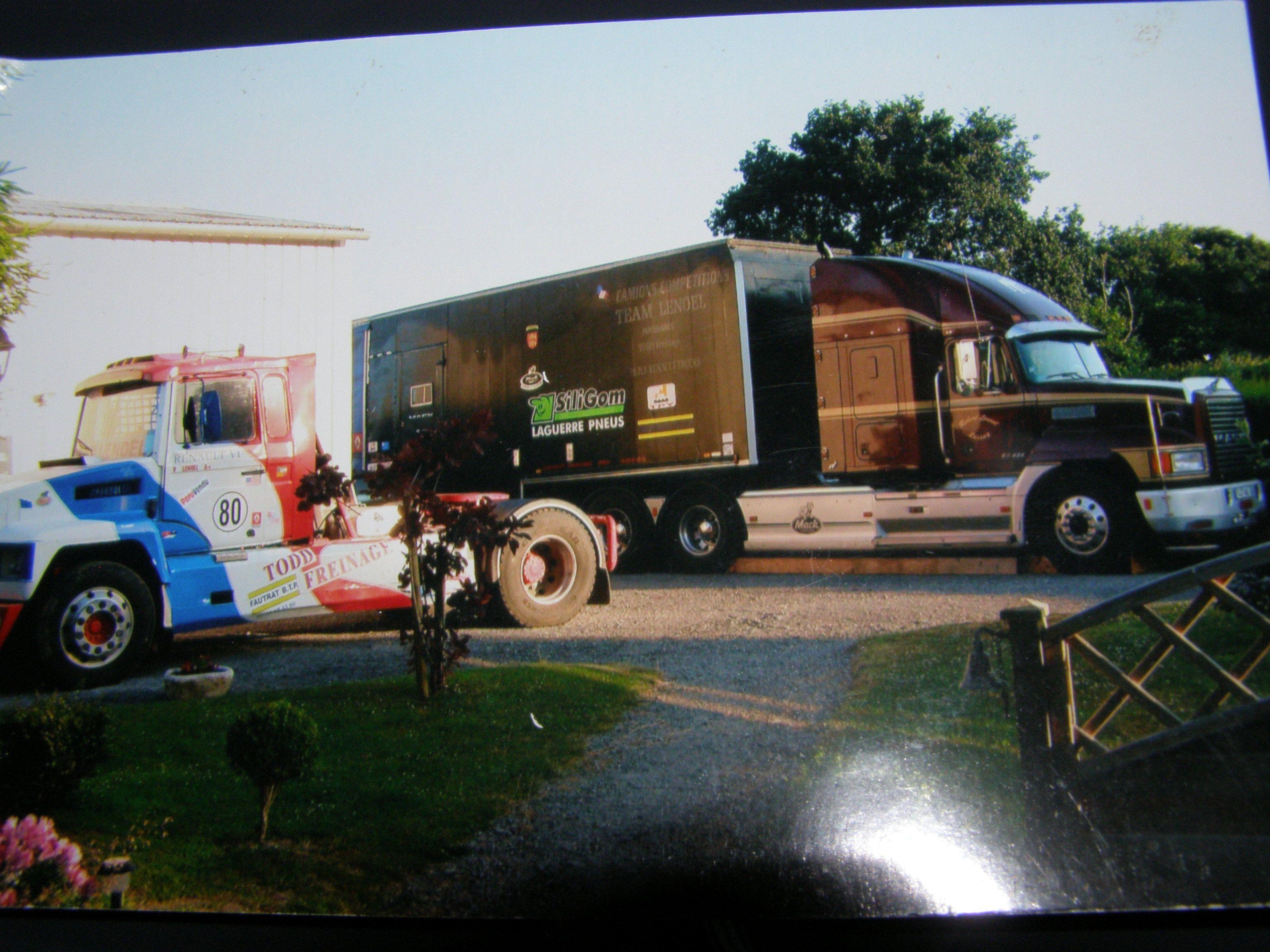 souvenie de mes courses de camions
