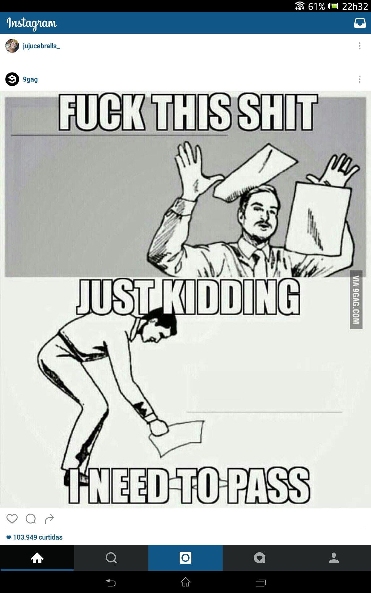 funny study meme