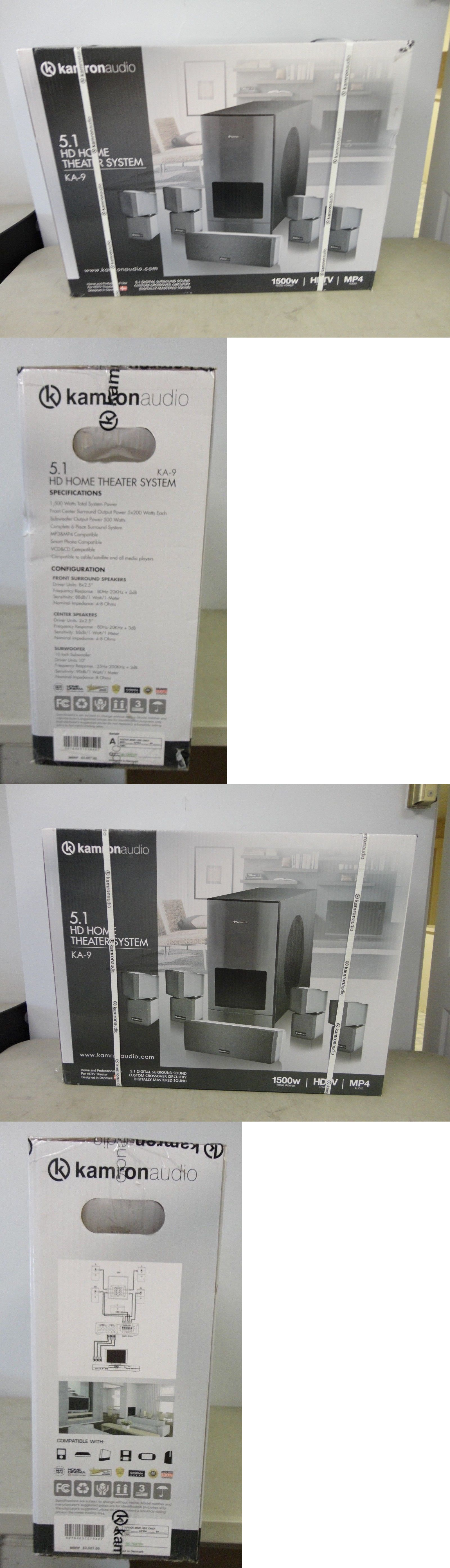 Home theater systems coby dvd channel system speaker video tuner amp sub woofer   buy it now only on ebay also rh pinterest