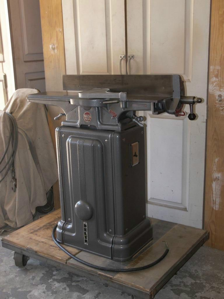 Delta 8 Inch Jointer For Sale