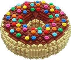 #lego #donut this is awesome