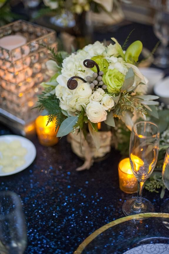 Mesmerizing midnight blue and gold wedding minneapolis central mesmerizing midnight blue and gold wedding minneapolis central library linen effects wedding party junglespirit Image collections
