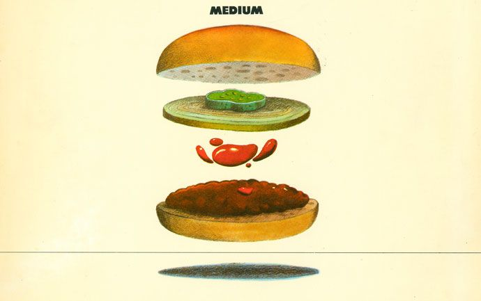 Milton Glaser for Olivetti