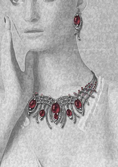 MICHELA FERRARO Jewellery Designer Copyright 20122013 by Michela