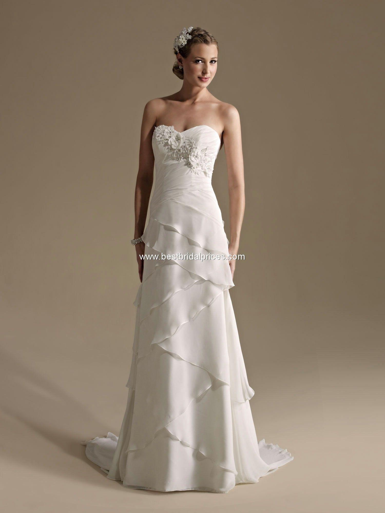 Silk sheath wedding dress  Kenneth Winston Destination Wedding Dresses  Style MA MA