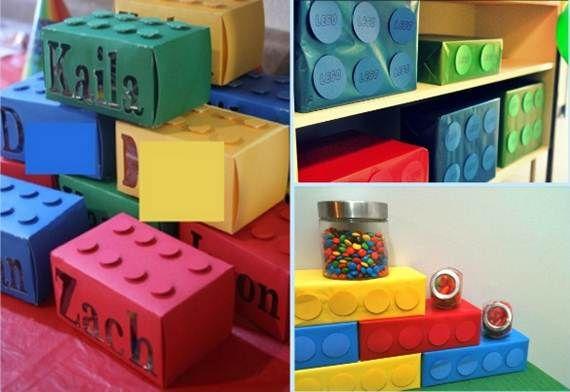 lego birthday decoration | Creative Lego themed party ideas 2 ...