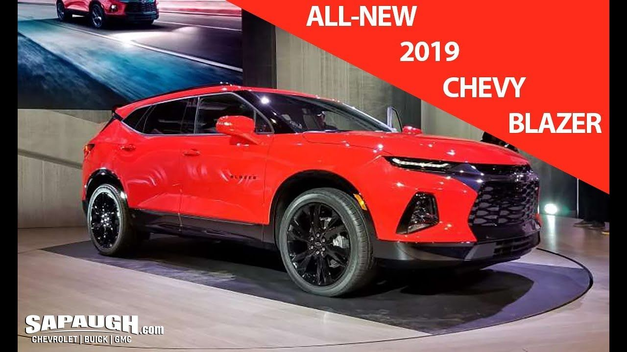 New 2019 Chevy Blazer For Sale Herculaneum Missouri Sporty Suv