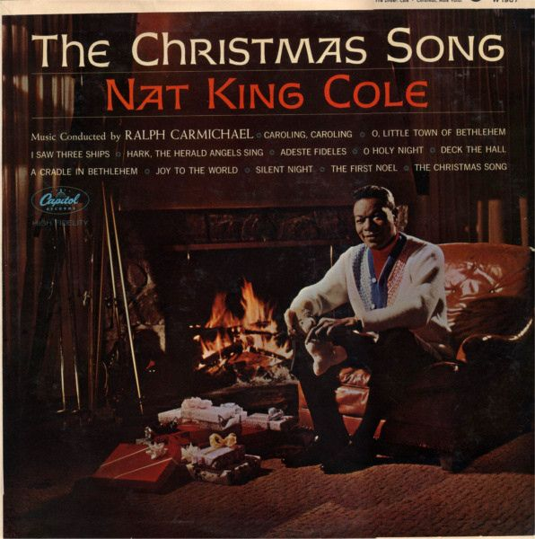 Nat King Cole - The Christmas Song (Vinyl, LP, Album) at Discogs   Nat king cole christmas, Nat ...