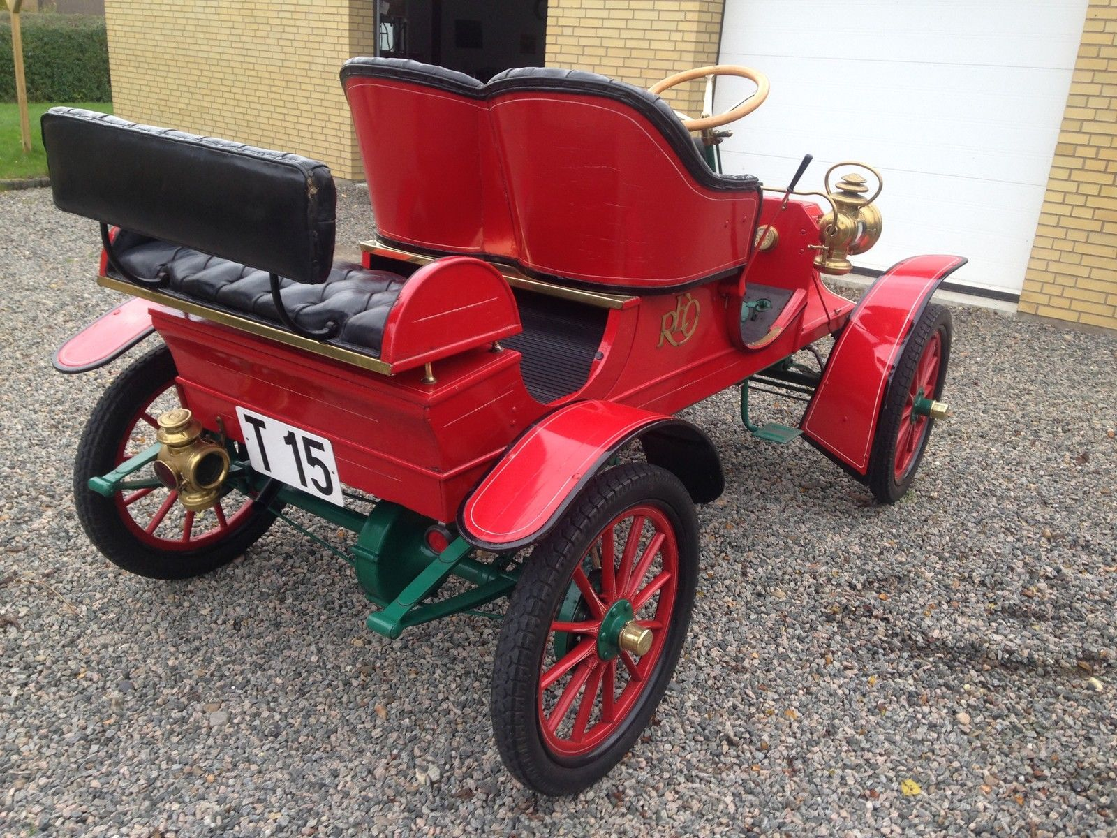 1906 Other Makes Model b Runabout   Models and Motor car