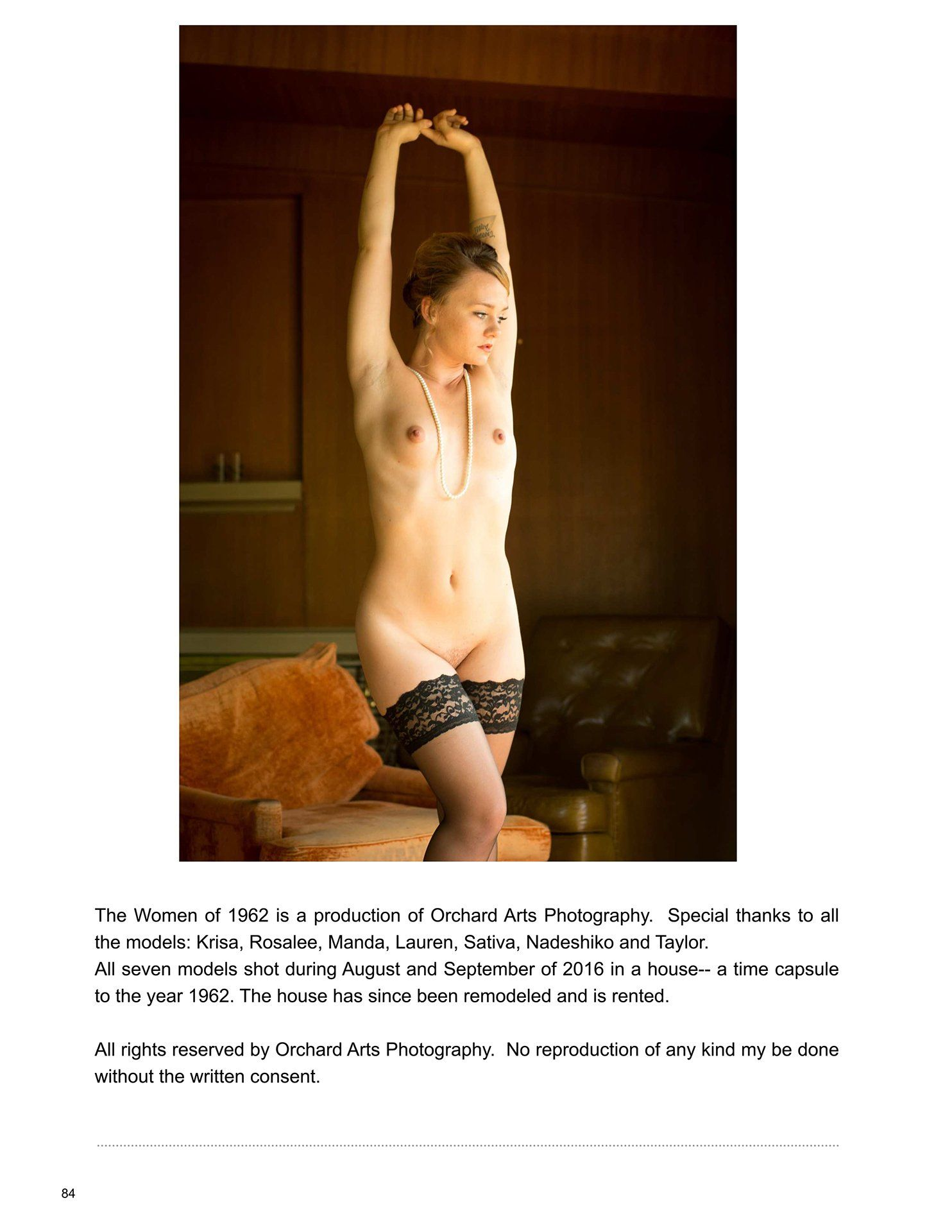 Amazon Women Nude Pics nude edition available ofthe women of 1962: a mad men era