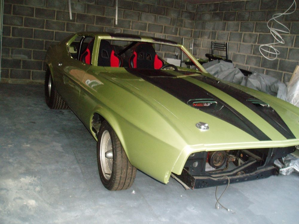 Ford mustang mach1 pro street   Mustang, Ford mustang and Ford