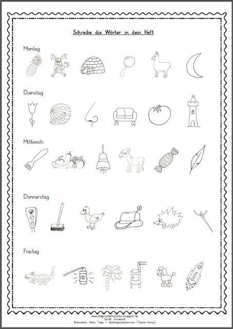 grundschultante w rter schreiben schule worte schreiben grundschule und grundschullehrer. Black Bedroom Furniture Sets. Home Design Ideas