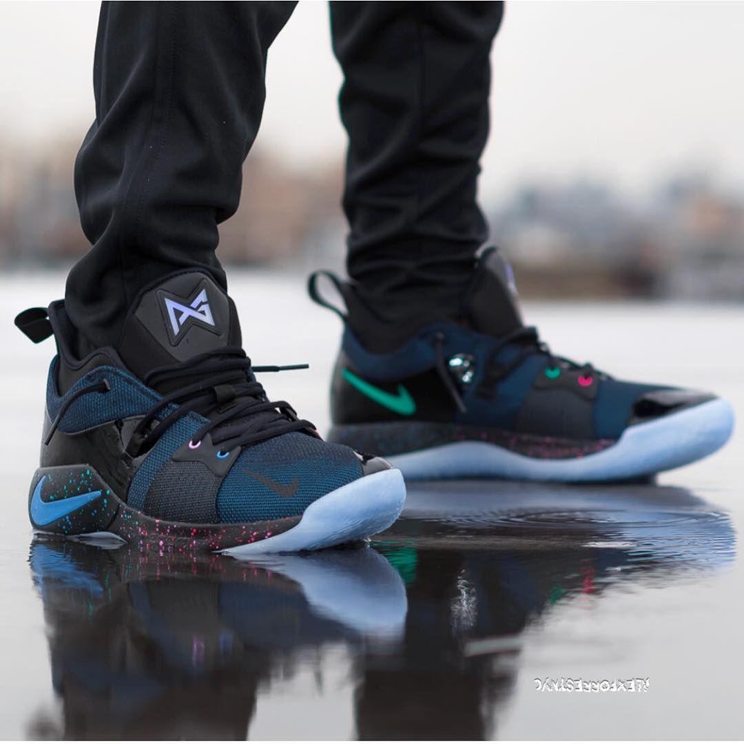 Nike Pg 2 Playstation Nike Sneakers In 2018 Nike Sneakers