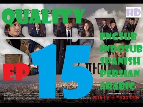 Spy Episode 15 Eng Sub - 스파이 Ep 15 Quality [All Subtitles]