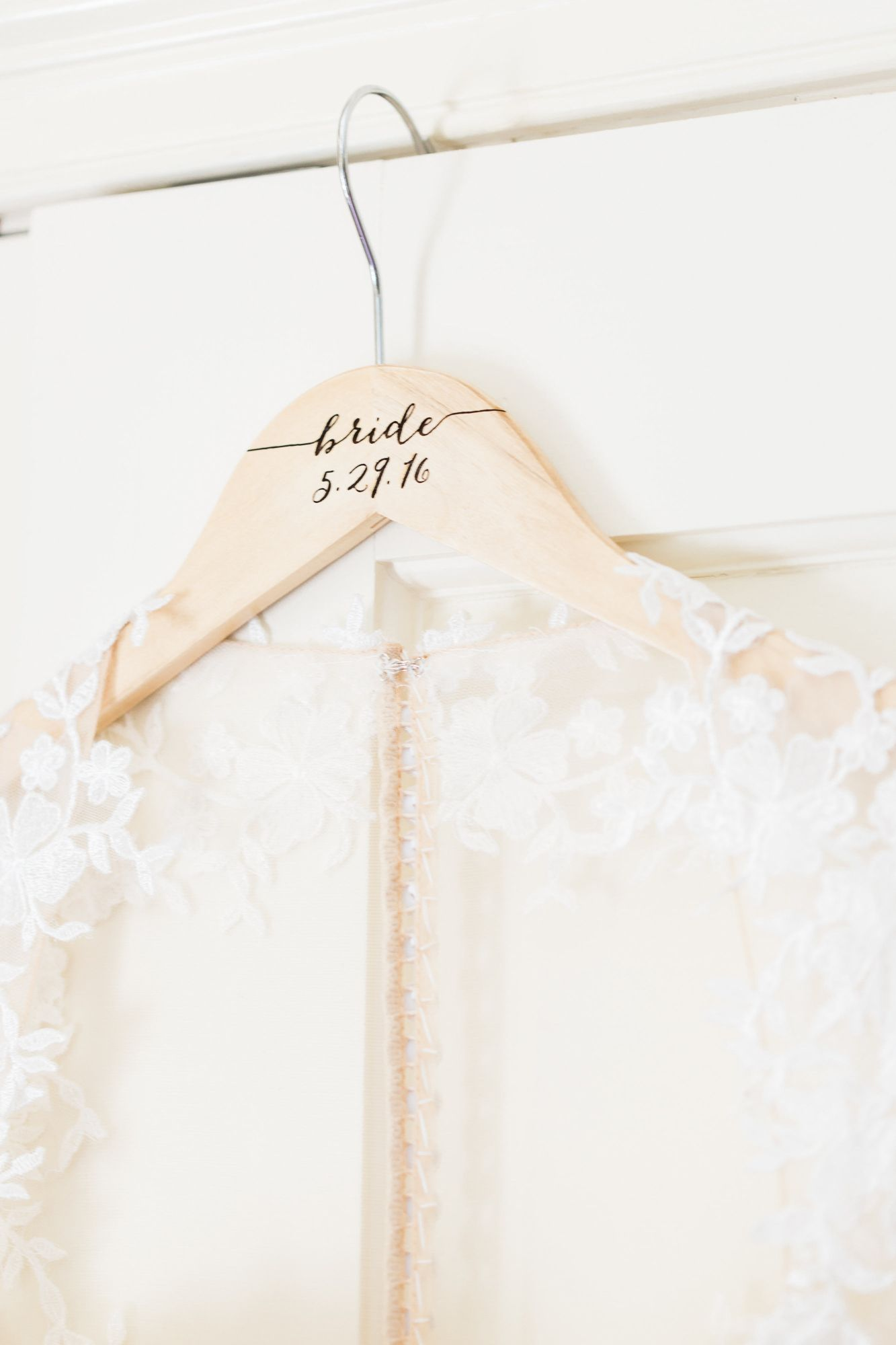 Wedding Hanger With Name For Bride And Bridesmaids Wedding Etsy Bridal Party Hangers Wedding Hangers Bridal Hangers
