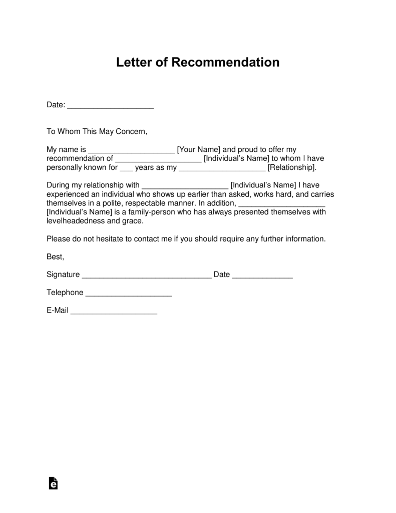 sample letter of attestation good character pdf word odt examples