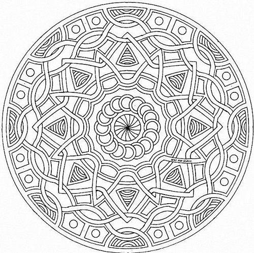 Zor Mandala Calismasi Google Da Ara Boyama Sayfalari Mandala Mandala Boyama Sayfalari