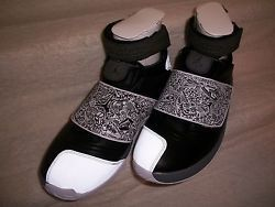 """Nike Air Jordan XX """"Playoff"""" Black/White/Cool Grey Men's Size 10 or 10.5 or 11.  These can be seen at www.stores.ebay.com/soles-n-clothes. Free Shipping"""