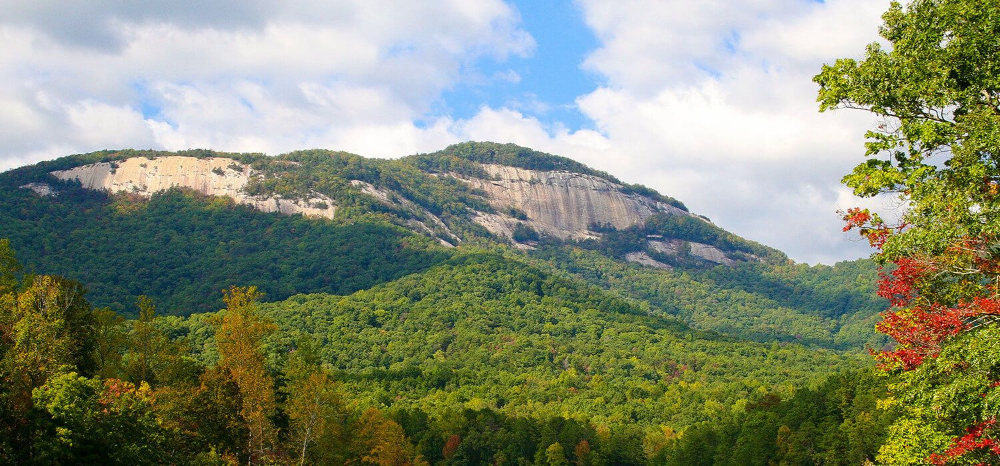 Photo of Table Rock   South Carolina Parks Official Site