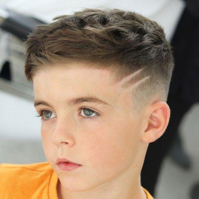 65 coiffures sympas pour un petit gars Coiffure enfant