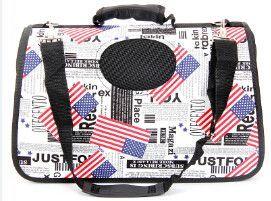 Pet Dogs Cat Bag Backpacks Messenger Bag Pet Carrier Dog Outdoor Carrier Bag Handbag Portable Detachable For Travel ventilate