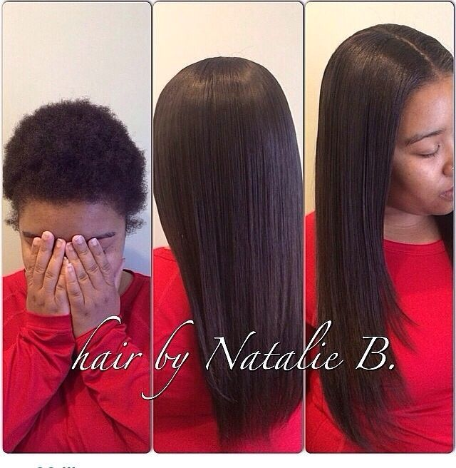 Sew In For Teens Google Search Sew In Hairstyles Hair Styles Natural Hair Styles