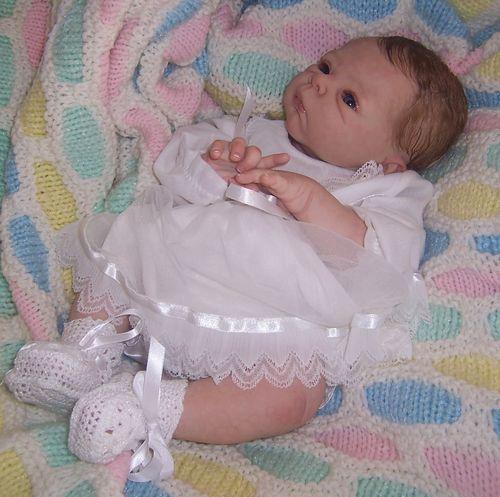 Reborn Baby Olivia By Cradle Creations Amazing Baby Girl