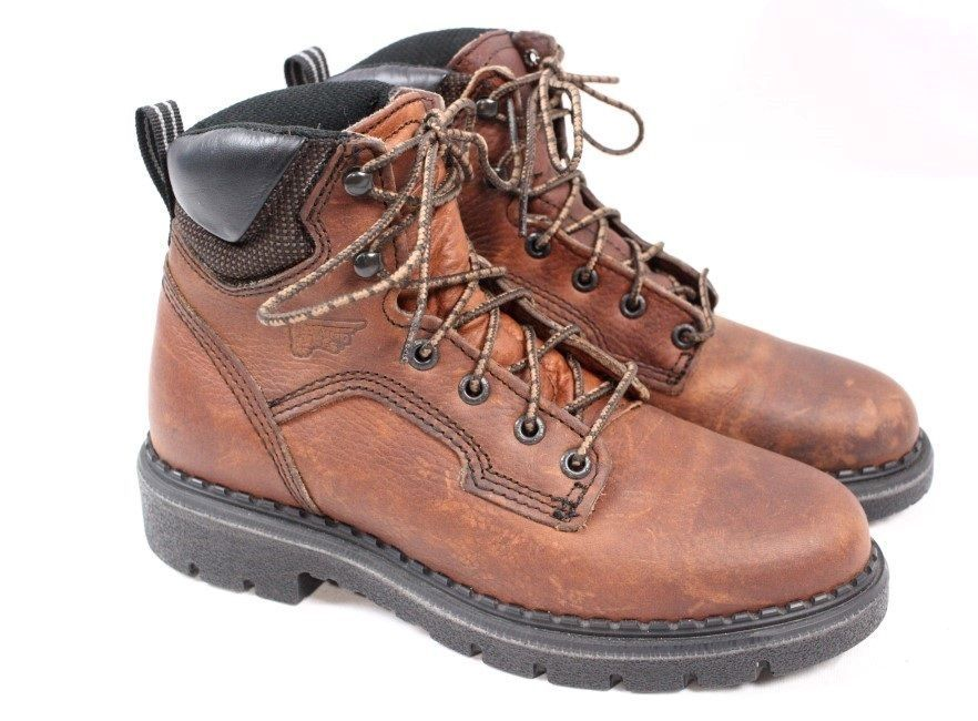 Red Wing 8146 brown  10 D(M) US MenBrown