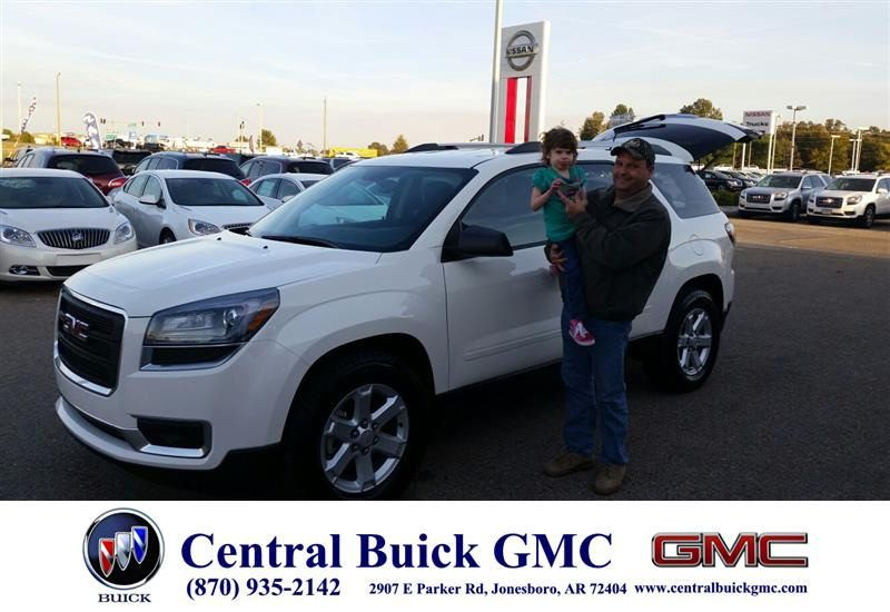 Happy Anniversary To Chris Or Jennifer On Your Gmc Acadia From