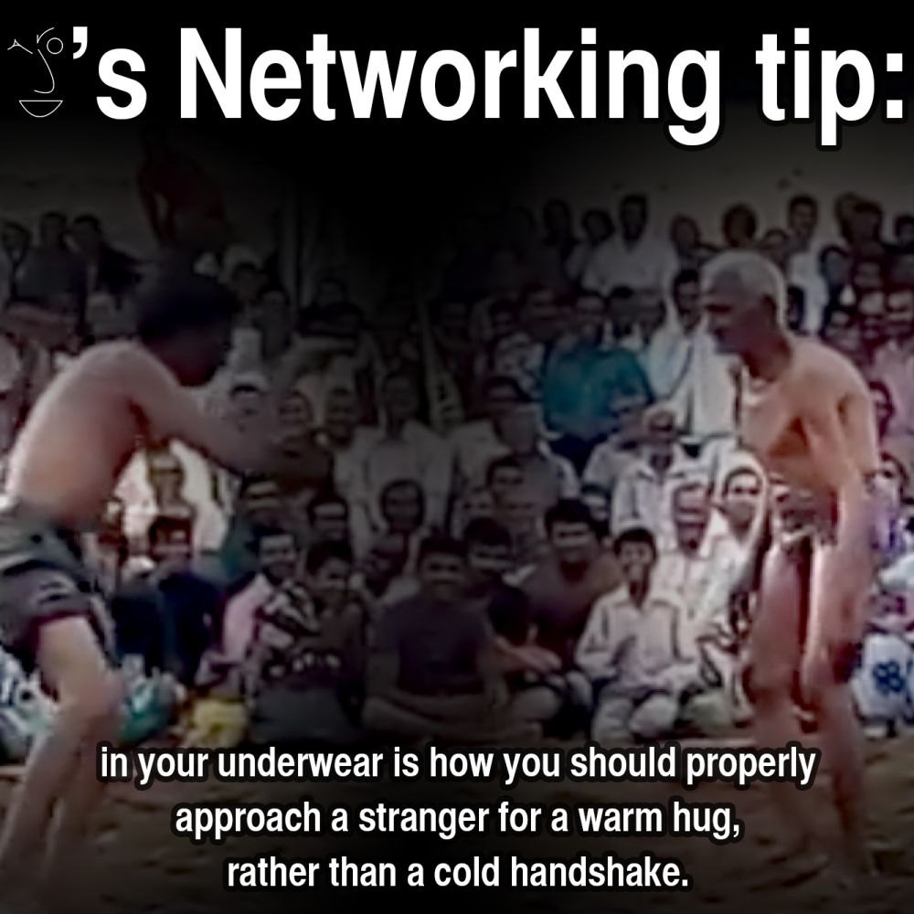 networking tip #networking