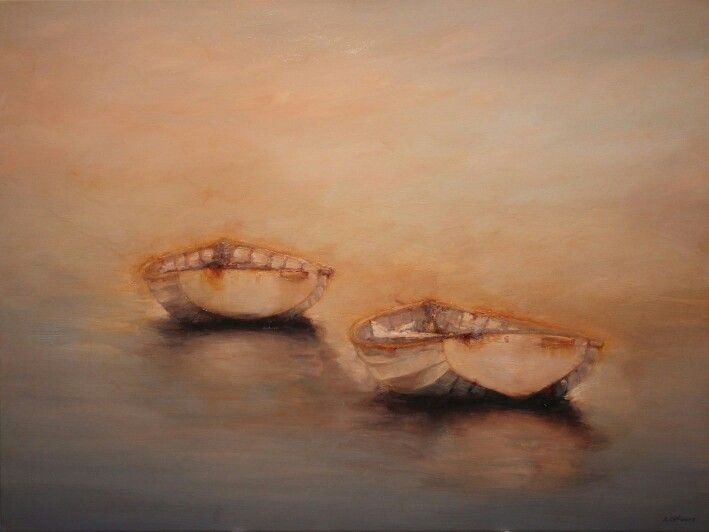 Marshall Williams at artimages gallery  boats