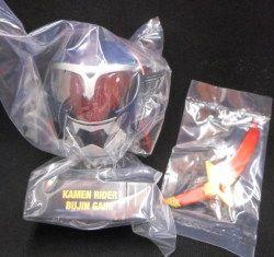 バンダイ 仮面之世界(マスカーワールド) 仮面ライダー武神鎧武ブラッドオレンジアームズ