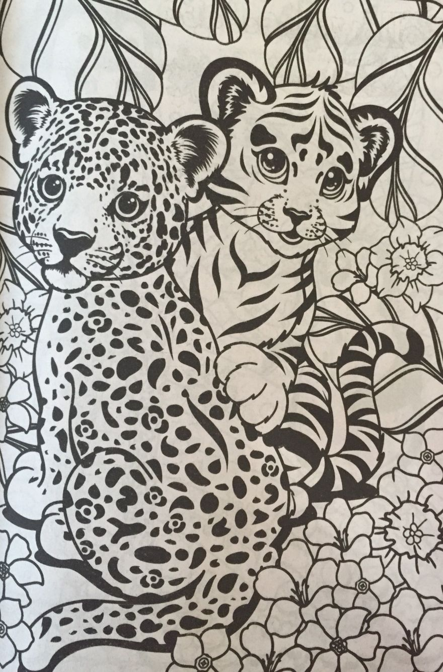 Lisa Frank Coloring Book Horse Coloring Pages Lisa Frank Coloring Books Animal Coloring Pages