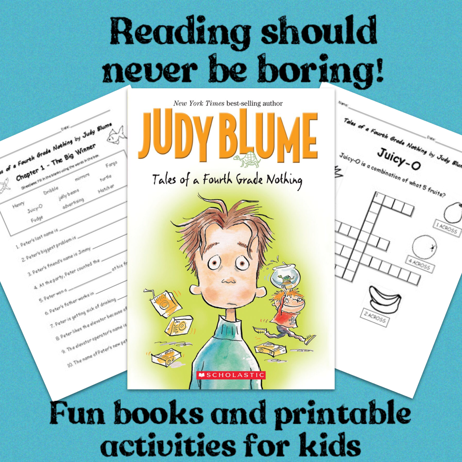 Pin By Interactive Printables On Reading Comprehension And Vocabulary Building Worksheets And Activities Fourth Grade Printable Activities Chapter [ 1800 x 1800 Pixel ]