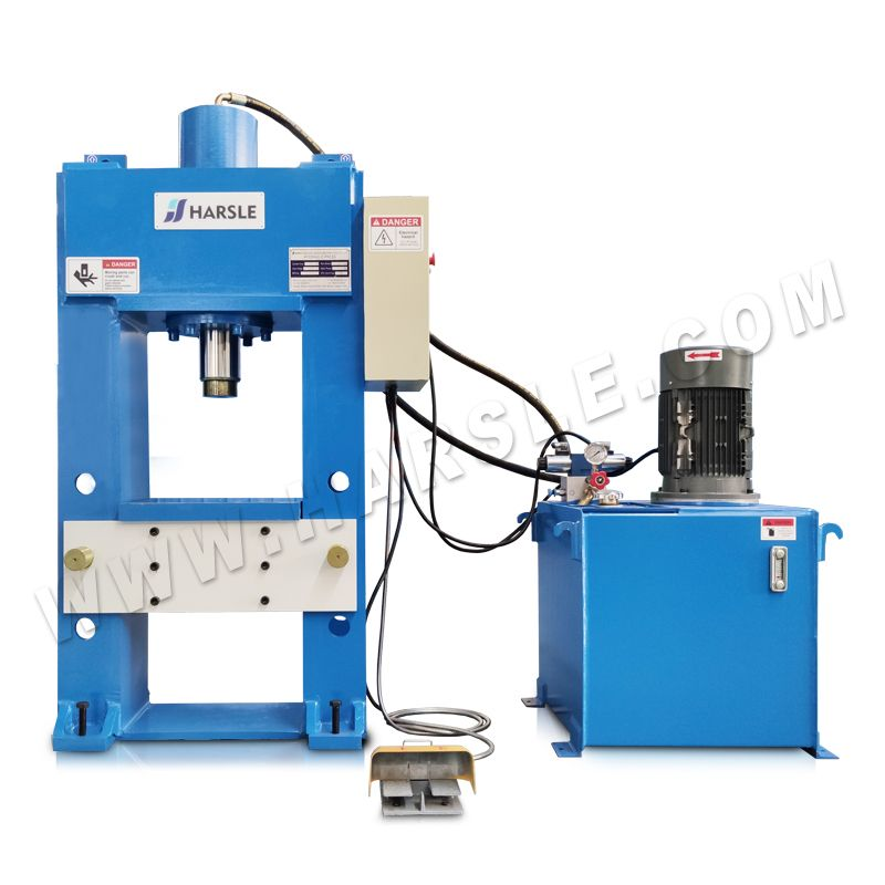 Yl 63t Workshop Press Machine Fast Speed Hydraulic Press If You Are Interested In Our Machine Please Contact Me E Mail Info Harsle Com Whatsapp 86 1805208 In 2020