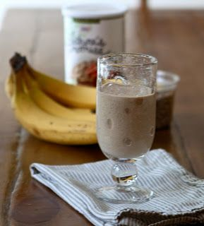 quick and healthy breakfast smoothie