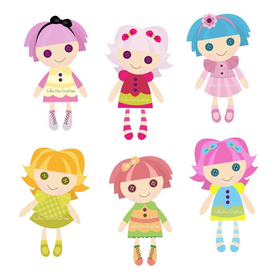 Dolls ClipArt