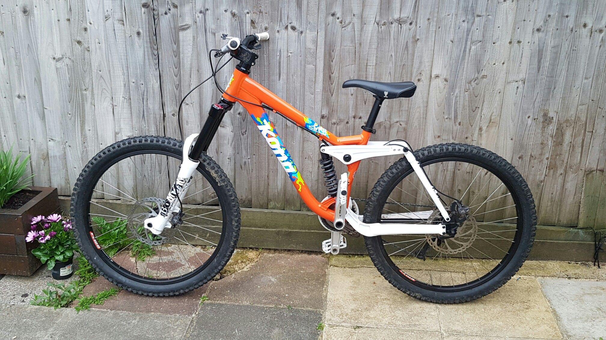 My Kona Stinky Kona Bikes Kona Stinky Bike