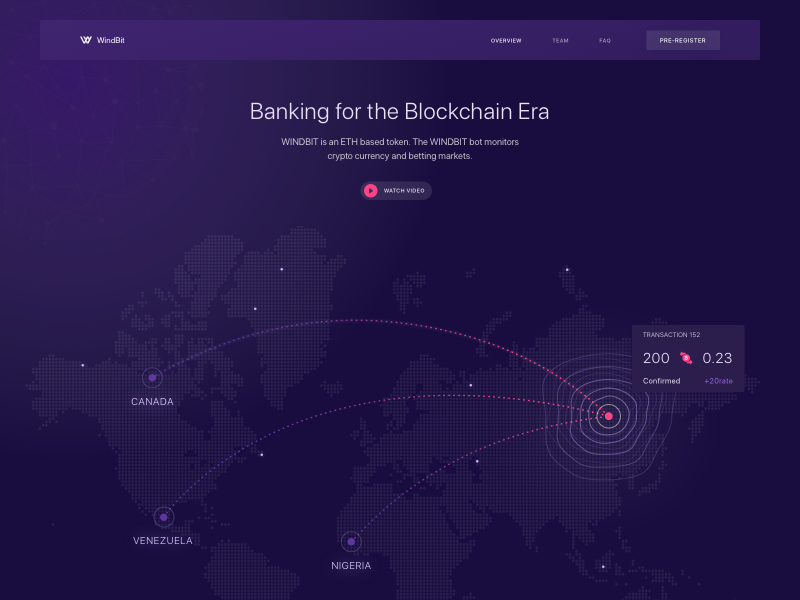 Website Design For A New Cryptocurrency Ico Website Design Clean Web Design Web Design Jobs