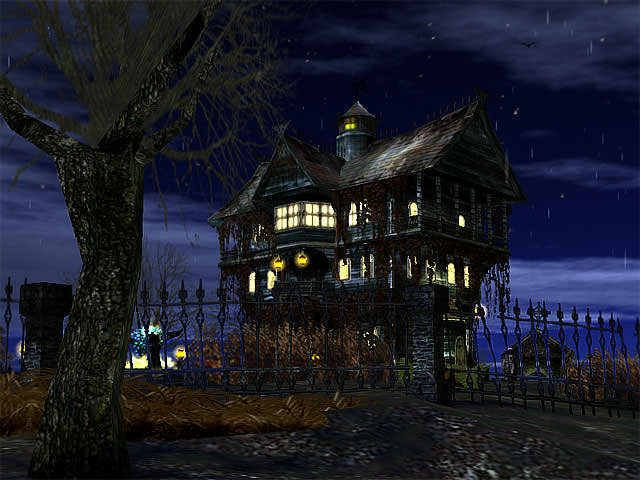 haunted house,queen_gina - after-dark Photo