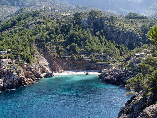 The Best Beaches In The Balearics Mallorca Beaches Best Places To Live Mallorca