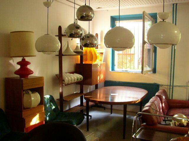 Retro Lighting Living Room Furniture Pinterest