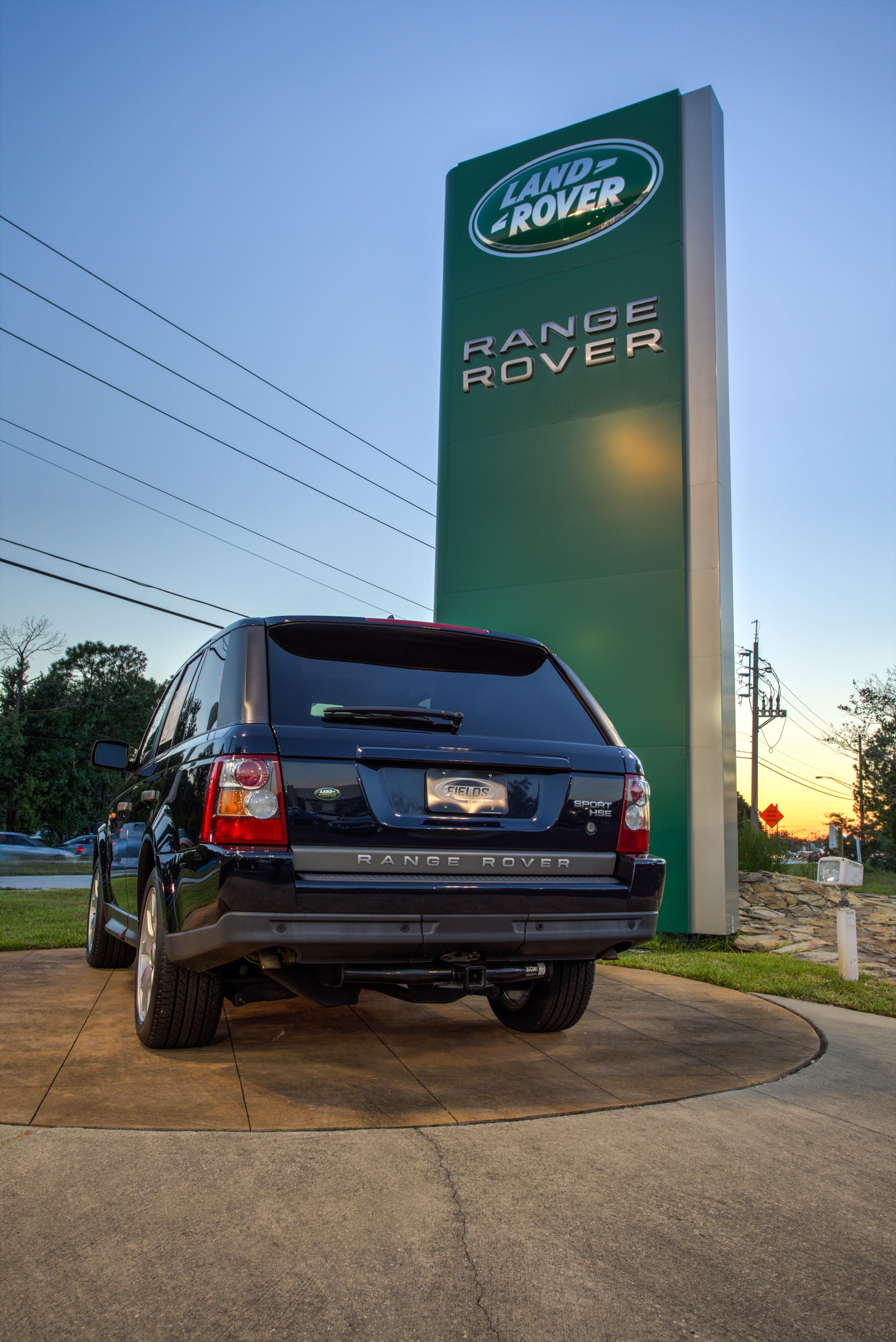 Land Rover Jacksonville >> Photos Of Our Jaguar And Land Rover Dealership Located At