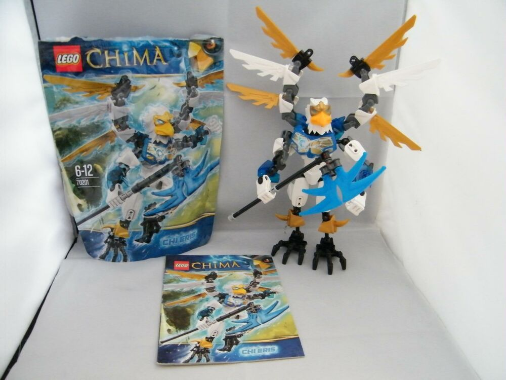Complete Ebaysponsored Lego Baginstructions Set Eris Chi 70201 mn0v8NwO