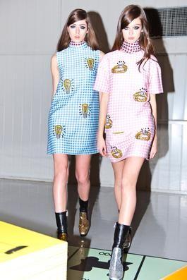 Au Jour Le Jour Pre-Fall 2015 Fashion Show: Complete Collection - Style.com