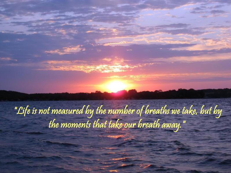 Quotes About Sunrise Life Quote  Photo Of Sunrise Over Lake Lizzie Pelican Rapids Mn .