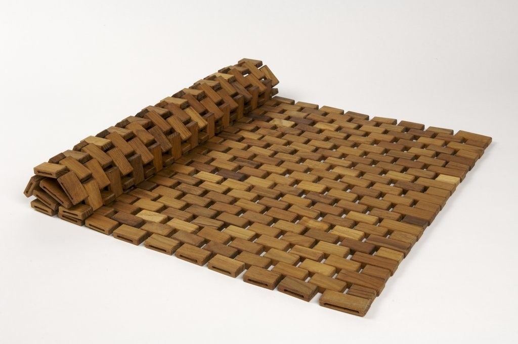 good Waterworks Bath Mats Part - 1: Waterworks Teak Teak Bath Mat