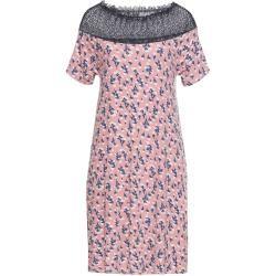 Kleid mit Spitze kurzer Arm in blau für Damen von bonprix RainbowRainbow #rosaspitzenkleider