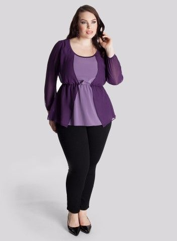 Carmen Top in Heliotrope awww i love this top nice colour also it looks like a lovely comfy style too great